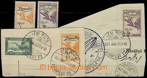 58487 - 1931 Mi.478-79 air-mail, 2 set, 1x mint never hinged and 1x