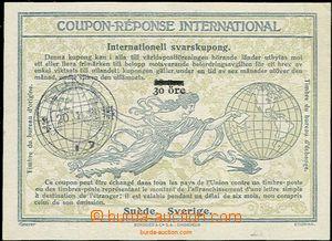 58635 - 1926 švédská mezinárodní odpovědka hodnoty 30öre (př