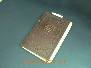 58861 - 1930-45 AUTOGRAFY  Pamětní kniha hotelu Fuka, Brandýs nad