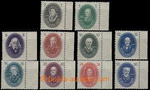 58961 - 1950 Mi.261-270  250 let akademie, kompl. série 10ks, vše