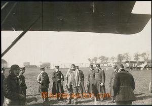 59074 - 1923 minister national defence before/(in front of) odletem