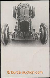 59213 - 1934 Alfa Romeo, závodní automobil na Masarykově okruhu v Br