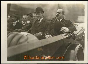 59244 - 1924 Alphonse Mayer ROTSCHILD (1878 -1942) ve Vítkovicích, n