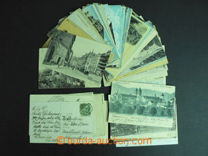 59270 - 1898-1908 TOPOGRAPHY/ AUSTRIA  selection of 83 pcs of Ppc fr