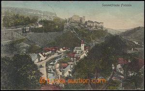 59486 - 1927 Podhradí above D. (Freistein) - general view; Us, good