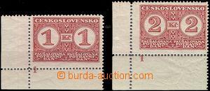 59494 - 1930 Pof.PD7-8A rohové kusy s DZ1, 7A s drobnou stopou po �