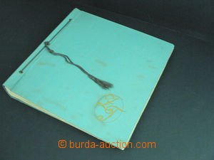 59588 - 1900-40 EUROPE  atypical stamp. album with nekompletními co