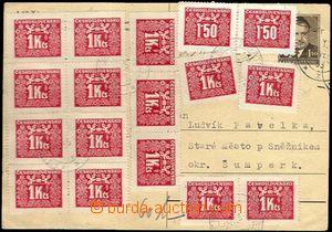 60274 - 1953 CDV99 z 1.dne peněžní reformy, SR Ostrava 1.VI.53, z