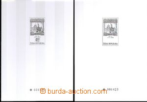 60421 - 1999 PT9 a+b, Tradition of Stamp Production, mint never hing