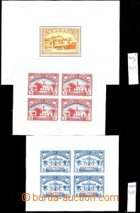 60444 - 1927-97 comp. of stamps Spain on one stock-book sheet A4, 4