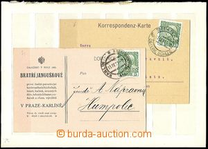 61425 - 1867-1911 selection of 63 pcs of perfins on/for old stmp Aus