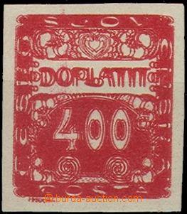 62131 - 1919 Pof.DL11 Ornament, dvojitý tisk, dobrá kvalita, kat.