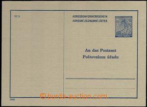 62195 - 1940 CZA1 Lipová ratolest 50h, pěkná kvalita, kat. 250Kč