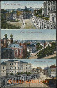 62626 - 1925 Bielsko (Bielitz), synagogue (1881–1939); Us, light f