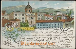 62709 - 1902 Sarajevo (Сараје