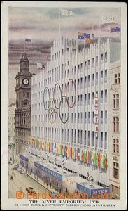 62758 - 1956 OLYMPIC GAMES, XVI. olympic games in/at Melbourne, cere