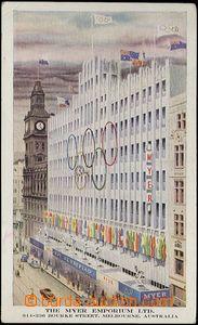 62758 - 1956 OLYMPIÁDA, XVI. olympijské hry v Melbourne, slavnostn