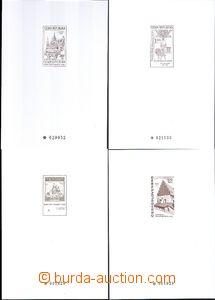 62884 - 2003-06 PT17 + PT18b + PT20a + PT21, comp. 4 pcs of, c.v.. 9