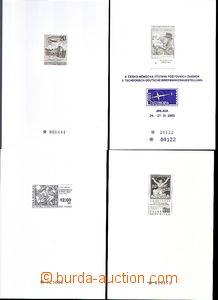 62885 - 1997-2001 PT5a + PT6a + PT11a + PT12, comp. 4 pcs of, c.v..