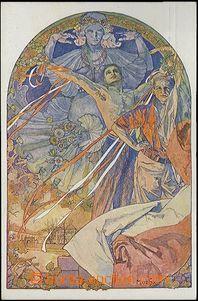 62941 - 1926 MUCHA Alfons (1860–1939), VIII. všesokolský slet (W