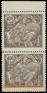 63077 -  Pof.167ST, vertical pair with upper margin, combination typ