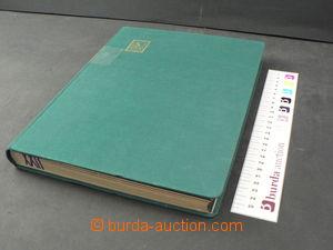 63142 - 1918-39 ČSR I.  sestava lepších položek Hradčan, knihtisku a
