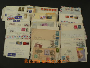 63376 - 1950-75 CUBA, CANADA, EUROPE  collection of ca. 150 pcs of l