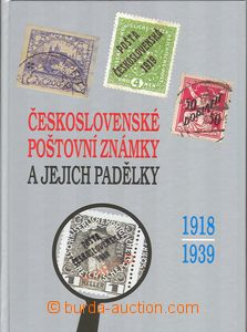 63476 - 1998 Karásek: Czechoslovak post stamps and its forgeries, is