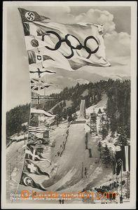 63509 - 1936 olympijské hry v Německu, Garmisch-Partenkirchen, slavn