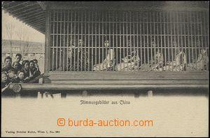 63527 - 1910? vězněné ženy v Číně, ze série Stimmungsbilder