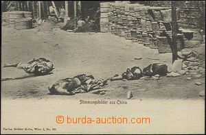 63528 - 1910? execution in China, from the set Stimmungsbilder (mood