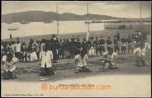 63530 - 1910? popravy v Číně, ze série Stimmungsbilder aus China