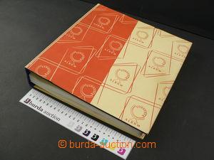 63543 - 1877-1982 SAN MARINO  neúplná sbírka na albových listech Sch