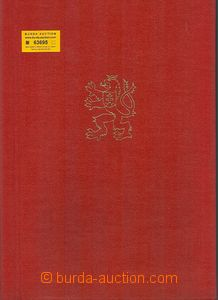 63695 - 1953 ČSR II.  dárkové album ministra spojů předsedovi v