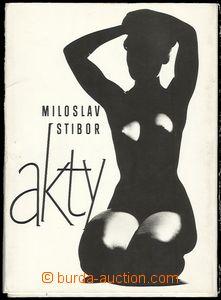 63889 - 1967 NUDE  STIBOR Miloslav: Nude, collection 12 pcs of artis