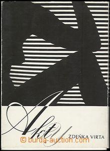 63890 - 1967 NUDE  VIRT Zdeněk: Nude, collection 15 pcs of artistic