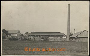 63959 - 1925 Bučice, brickworks, used, light dirty, but well apparen