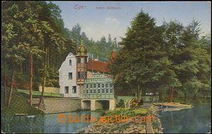 63966 - 1924 PODHOŘÍ (Kreuzenstein) - vanished village, excursion re
