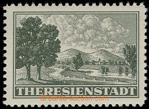 64005 - 1943 Pof.Pr1A, připouštěcí známka, pěkná kvalita, zk.