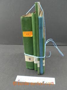 64325 - 1925-49 comp. 5 pcs of bulletins in Czech, Kaufmann Hugo: Mo