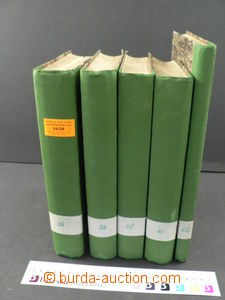 64328 - 1891-1913 comp. 5 pcs of German written books, 2x Philatelis