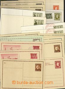 64345 - 1925-45 CZECHOSLOVAKIA., SLOVAKIA  selection of 32 pcs of p.