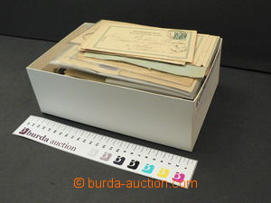 64379 - 1900-45 AUSTRIA, GERMANY  collection of ca. 250 pcs of entir
