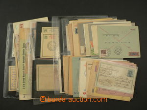 64480 - 1918-38 CZECHOSLOVAKIA 1918-39  unorganised comp. of entires