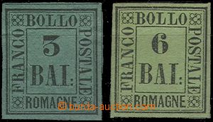 64720 - 1859 Mi.4, 7 postage stmp, good margins, No.4 rest of hinge,