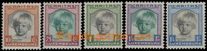 64745 - 1931 Mi.240-244 For Children-issue, set. set, c.v.. 60€