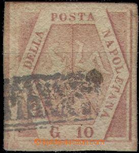 64776 - 1858 Mi.5 Znak, dobrý střih, zachovalé, kat. 110€