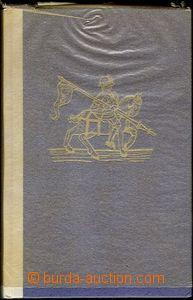 64910 - 1931 Babler O. F.: Čtení o rytíři ze Štaufenberka, repr