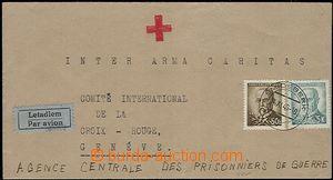 65005 - 1946 PÁTRACÍ SLUŽBA  letecký dopis adresovaný na ČK do