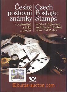 65109 - 2004 kolektiv: České poštovní známky v ocelorytině a t